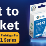 G&G releases replacement cartridges for Epson 405XL series