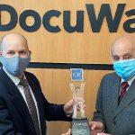Docuware wins its first Frank Award