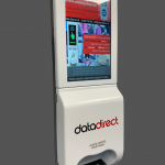 Data Direct launches LCD Sanitiser Station