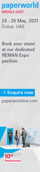 Paperworld Middle East Long Web ad January 2021