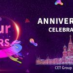 CET Group Russia celebrates 4th anniversary