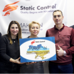 Static Control recognises three companies' achievements