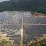 Sharp builds mega solar power plant