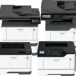 Sharp expands MFP line with four new desktop models