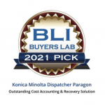 Konica Minolta wins two BLI awards