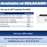 Delacamp introduces new products