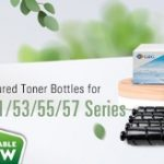 G&G introduces new remanufactured toner bottles