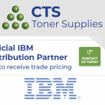 RTC and CTS close deal for IBM branded toner cartridges
