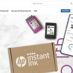 HP launches Instant Ink in Australia