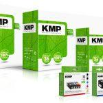 New packaging design for KMP