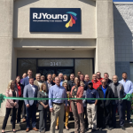 RJ Young opens new distribution centre