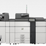 Sharp's new MFPs to feature EFI Fiery DFE