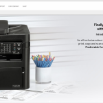 Canon offers Print-as-a-Service for home offices