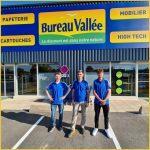 Bureau Vallée continues to expand