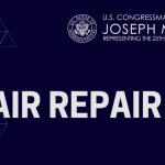 ETIRA supports U.S. Congressman Joe Morelle's Fair Repair Act