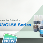 G&G introduces new replacement ink bottles