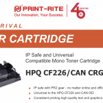 Print-Rite adds to its compatible universal cartridge range
