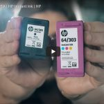 HP Instant Ink promo turns into music video