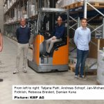 KMP welcomes new apprentices