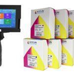 Katun North America introduces handheld inkjet printer kit