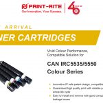 Print-Rite introduces new compatible solutions