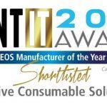 ECS shortlisted for Print IT 2021 Awards