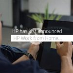 HP announces 'HP work from home' offering