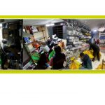 Raids lead to huge seizures in Lima